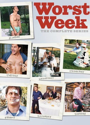 Worst Week: The Complete Series, Kyle Bornheimer, Erinn Hates, Mr. Media Interviews