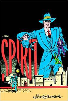 WILL EISNER'S THE SPIRIT: A CELEBRATION OF 75 YEARS, Mr. Media Interviews