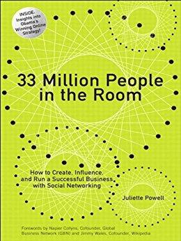 33 Million People in the Room by Juliette Powell, Mr. Media Interviews