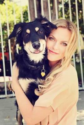 Elaine Hendrix, actress, Beverly Hills Chihuahua, Mr. Media Interviews