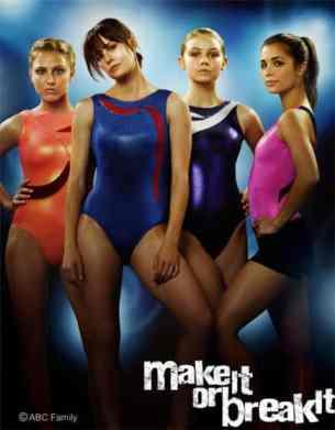 Make It Or Break It, Peri Gilpin, ABC Family, Mr. Media Interviews