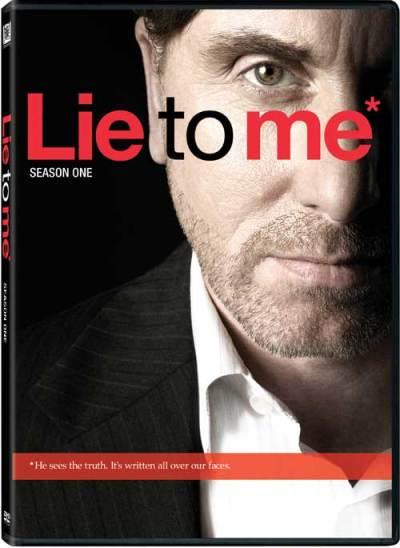 Lie To Me: Season One starring Tim Roth, Hayley McFarland, Mr. Media Interviews