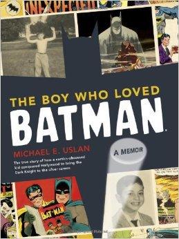The Boy Who Loved Batman by Michael Uslan, Mr. Media Interviews