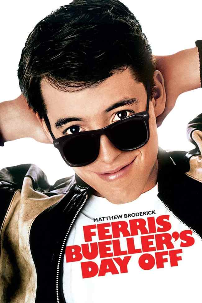 Ferris Bueller's Day Off starring Matthew Broderick, Alan Ruck and Mia Sara, Mr. Media Interviews