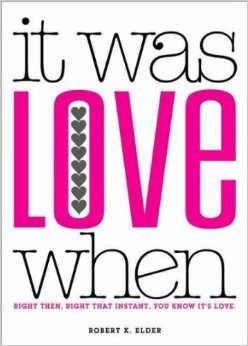 It Was Love When by Robert K. Elder, Mr. Media Interviews