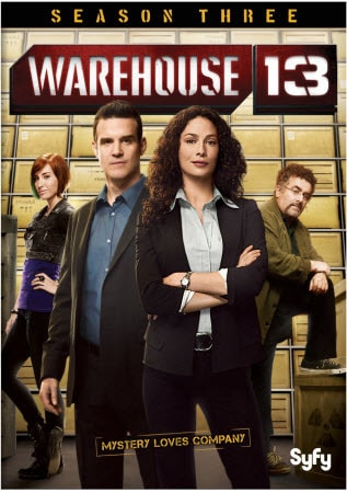 Warehouse 13, Eddie McClintock, Syfy, Mr. Media Interviews
