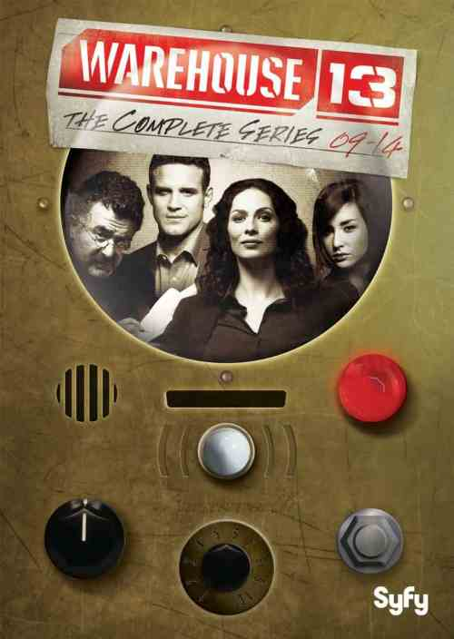 Warehouse 13: The Complete Series, CCH Pounder, Mr. Media Interviews