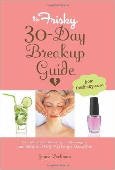 The Frisky 30-Day Breakup Guide by Jamie Beckman, Mr. Media Interviews