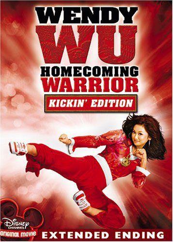 Wendy Wu: Homecoming Warrior (Kickin' Edition) starring Brenda Song, Mr. Media Interviews