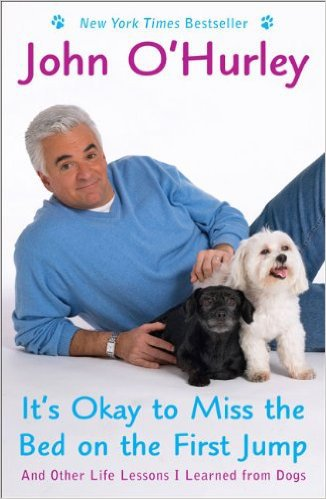 It's Okay to Miss the Bed on the First Jump by John O'Hurley, Mr. Media Interviews