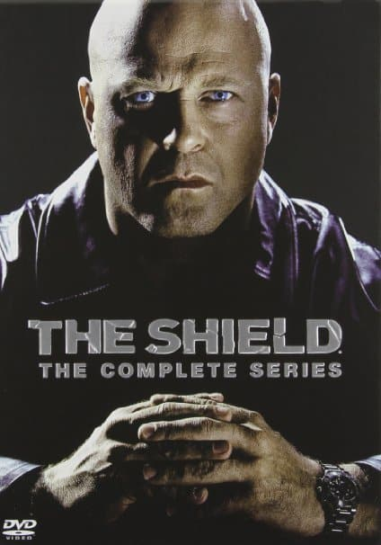 The Shield: The Complete Collection starring Michael Chiklis, Mr. Media Interviews