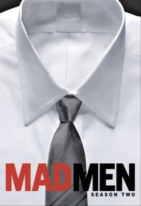 Mad Men: The Complete Season 2 DVD starring Jon Hamm and Patrick Fischler, Mr. Media Interviews