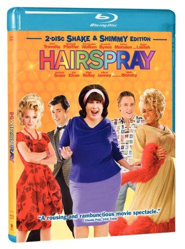 Hairspray starring John Travolta, Zac Efron, Brittany Snow, Mr. Media Interviews