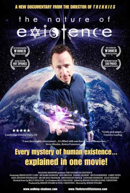 The Nature of Existence, a film by Roger Nygard, Irvin Kershner, Mr. Media Interviews