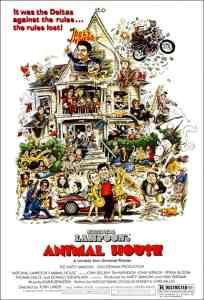 Animal House movie poster, Mr. Media Interviews
