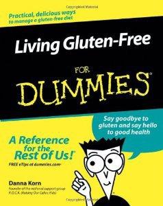 Living Gluten-Free For Dummies by Danna Korn, Mr. Media Interviews