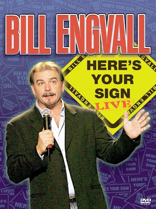 Bill Engvall, Blue Collar Comedy Tour, Here's Your Sign, Mr. Media Interviews