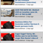 Mr. Media Android App