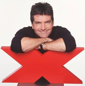 Simon Cowell, The X Factor, Mr. Media Interviews