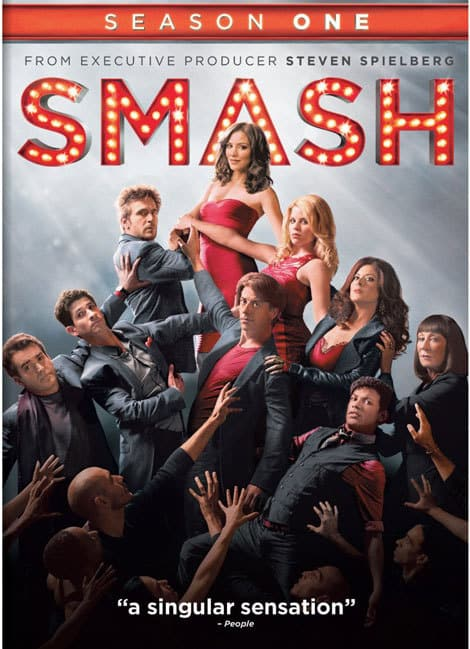 Smash: Season 1 starring Christian Borle, Mr. Media Interviews