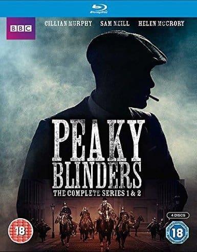 Peaky Blinders: Series - Season 1-2 [Blu-ray], Iddo Goldberg, Mr. Media Interviews