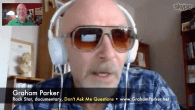 Today's Guest: Graham Parker, rock star, Graham Parker and The Rumour,Don't Ask Me Questions: The Unsung Life of Graham Parker and The Rumour   Watch this exclusive Mr. Media...