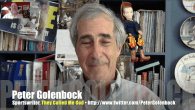 Today's Guest: Sportswriter Peter Golenbock, co-author, They Called Me God: The Best Umpire Who Ever Lived with retired MLB umpire Doug Harvey   Watch this exclusive Mr. Media interview with sportswriter...