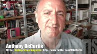 Today's Guest: Anthony DeCurtis, long-time Rolling Stone magazine contributing editor, writer, and co-author with Clive Davis of The Soundtrack of My Life   Watch this exclusive Mr. Media interview with...