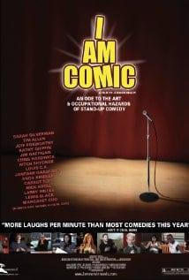 I Am Comic by film director Jordan Brady, Mr. Media Interviews