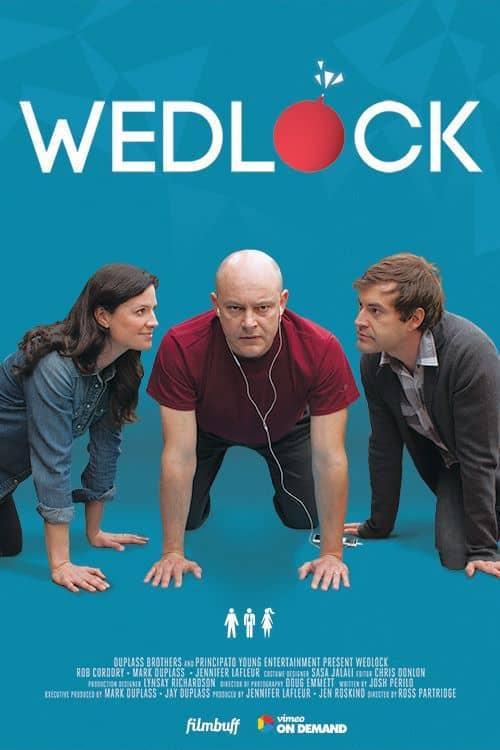 Wedlock web TV series, Vimeo, Jennifer Lafleur, Rob Corddry, Mark Duplass, Mr. Media Interviews