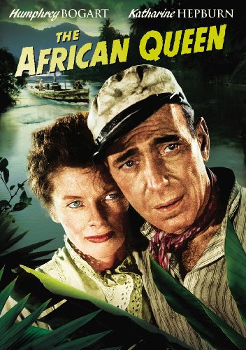 The African Queen, Humphrey Bogart, Katharine Hepburn, Theodore Bikel, Mr. Media Interviews