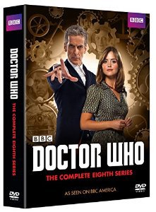 Doctor Who: The Complete Series 8 starring Peter Capaldi, Mr. Media Interviews