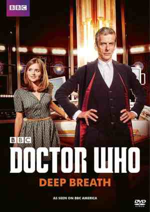 Doctor Who starring Peter Capaldi, Deep Breath, Mr. Media Interviews