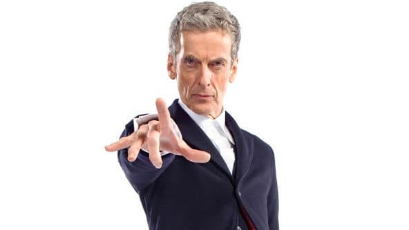Peter Capaldi stars in Doctor Who, Mr. Media Interviews