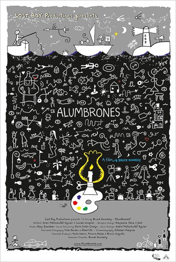 Alumbrones, documentary film by Bruce Donnelly, Cuban art scene, Mr. Media Interviews