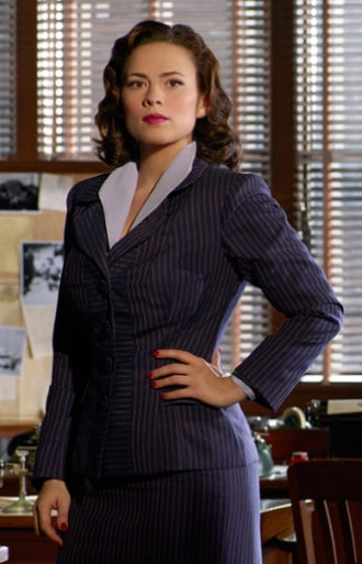 Marvel's Agent Carter, Hayley Atwell, Mr. Media Interviews