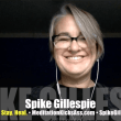 Today's Guest: Writer Spike Gillespie, author, Sit. Stay. Heal: How Meditation Changed My Mind, Grew My Heart, and Saved My Ass   Watch this exclusive Mr. Media interview with writer Spike...