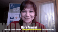 Today's Guest: Nora Armani, founding artistic director, SR Socially Relevant Film Festival New York   Watch this exclusive Mr. Media interview with Nora Armani, founding artistic director, SR Socially Relevant Film...