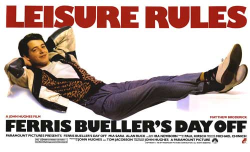 Ferris Bueller's Day Off by John Hughes, Mr. Media Interviews