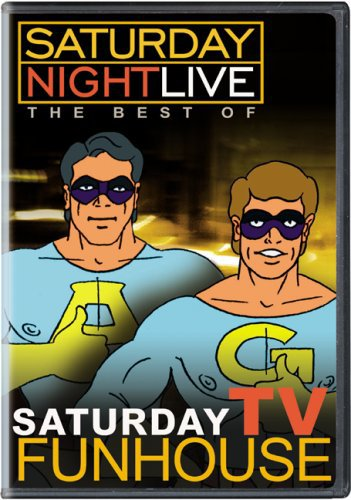 Saturday Night Live: The Best of Saturday TV Funhouse by J.J. Sedelmaier and Robert Smigel, Mr. Media Interviews