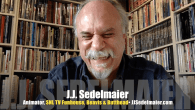 "Today's Guest: J.J. Sedelmaier, animator, ""Saturday Night Live"": ""The Ambiguously Gay Duo,"" ""The X-Presidents,"" ""Fun with Real Audio""; ""Tek Jansen"" for Stephen Colbert; ""Harvey Birdman: Attorney at Law""     […]"