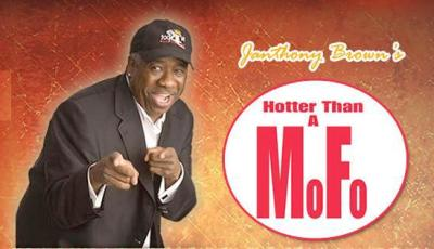 J. Anthony Brown's Hotter Than A MoFo Sauce, comedian, Mr. Media Interviews