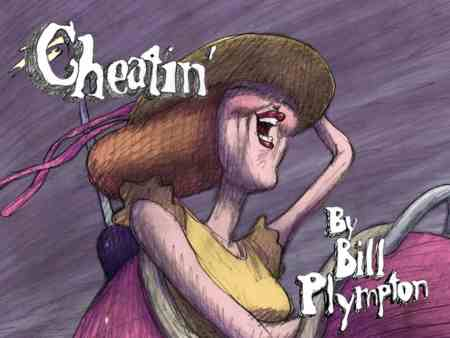 Cheatin by Bill Plympton, animated feature film, Mr. Media Interviews
