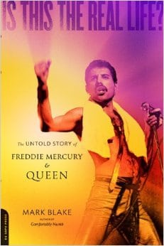 Is This The Real Life? The Untold Story of Freddie Mercury & Queen by Mark Blake, Mr. Media Interviews