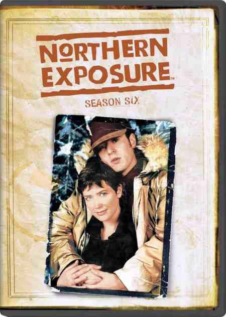 Northern Exposure Season Six starring Paul Provenza, Mr. Media Interviews