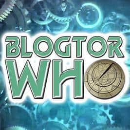 Blogtor Who logo, Cameron K. McEwan, Mr. Media Interviews