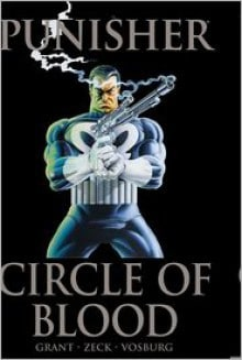 The Punisher: Circle of Blood by Steven Grant, Mr. Media Interviews