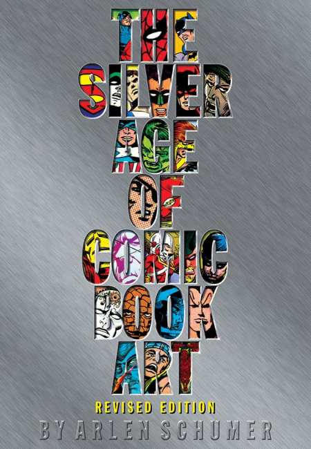 The Silver Age of Comic Book Art by Arlen Schumer, Mr. Media Interviews