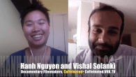 Today's Guest: Hanh Nguyen and Vishal Solanki, documentary filmmakers, Caffeinated   Watch this exclusive Mr. Media interview with Hanh Nguyen and Vishal Solanki by clicking on the video player above!  Mr....