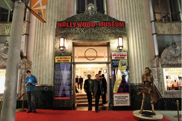 The Hollywood Museum, Donelle Dadigan, Los Angeles, California, Mr. Media Interviews
